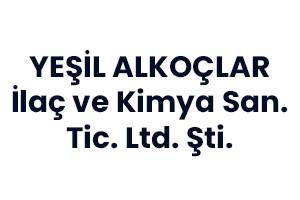YEŞİL ALKOÇLAR İlaç ve Kimya San. Tic. Ltd. Şti.