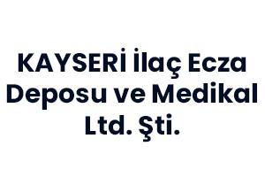 KAYSERİ İlaç Ecza Deposu ve Medikal Ltd. Şti.